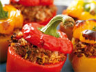 Gluten-Free Stuffed Baked Peppers All But Gluten™