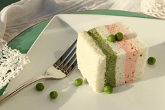 Gluten-Free Sweet Pea and Salmon Terrine  All But Gluten™
