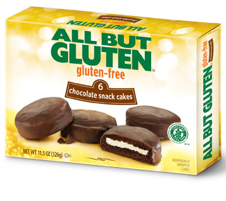 All But Gluten™ Chocolate Snack Cakes