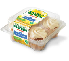 All But Gluten™ Vanilla Cupcakes