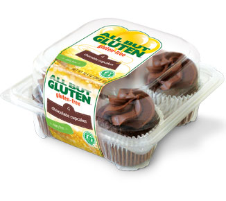 All But Gluten™ Chocolate Cupcakes